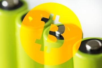 Bitcoin as a battery