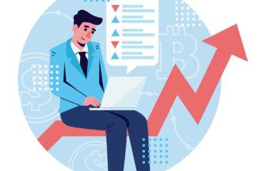 Stocks illustration