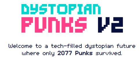 DystopianPunks Logo